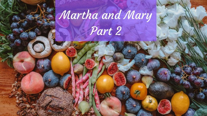 Martha and Mary (2)