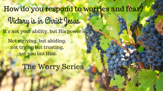 Copy of How do you respond to worries and fear_